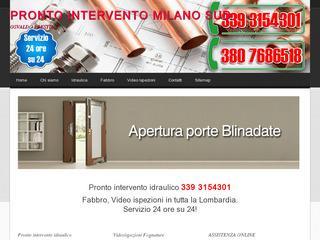 Pronto Intervento Fabbro San Giuliano Milanese