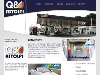 Miglior Prezzo Carburante Tuscolana  Q8 Astolfi