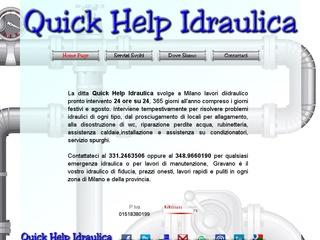 Idraulico pronto intervento 24h su 24h Quick help Idraulico
