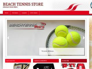 Racchette Tom Caruso Beach Tennis