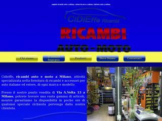 Batterie auto Milano