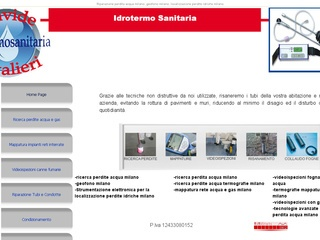 Risanamento Tubi Milano Idroterio Sanitaria