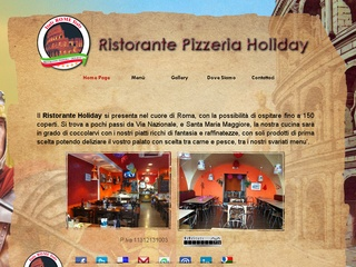 Ristorante Pizzeria no Stop Holiday