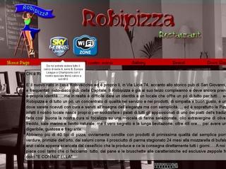 Ristorante Pizzeria nel cuore di Roma Robipizza