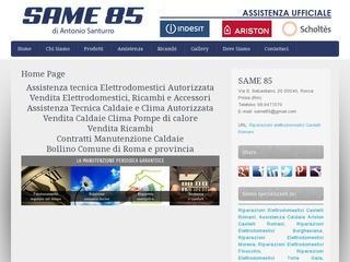 Riparazioni Elettrodomestici Borghesiana