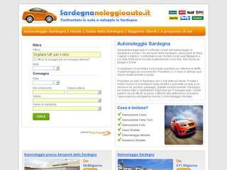 Noleggio auto Sardegna Aeroporto