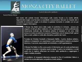 Scuola di danza Monza city ballet