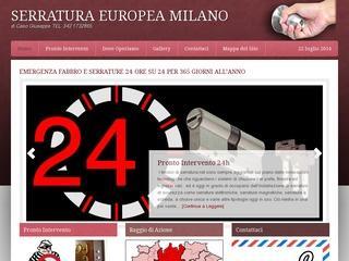 Serratura Elettrica Milano