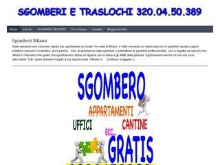 Sgomberi Cantine Milano