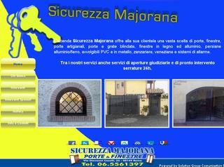 Vendita Serrature di Sicurezza, duplicazioni chiavi Majorana a Roma zona Portuense
