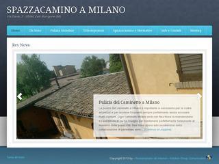 Spazzacamini Milano