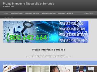 Motore Elettrico Serrande Box Milano