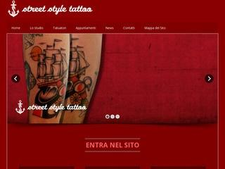 Tattoo Certosa Milano