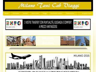 Prenotazione Taxi Malpensa