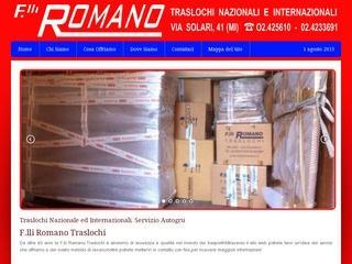 Traslochi Cesano Boscone