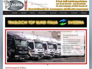 Trasporto Capi Appesi Bergamo