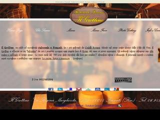 Ristorante Pizzeria Il Grottino a Frascati