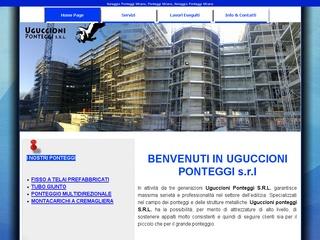 Ponteggi Milano