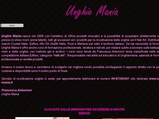 vendita gel per ricostruzione unghie on line Nomentana Roma UnghieMania