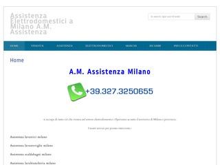 Assistenza Elettrodomestici Milano Am Assistenza