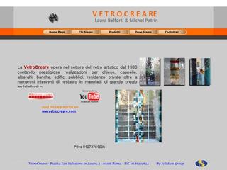 Vetrate Artistiche Roma  Vetro Creare