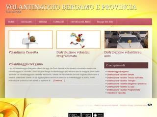 Volantinaggio Bergamo