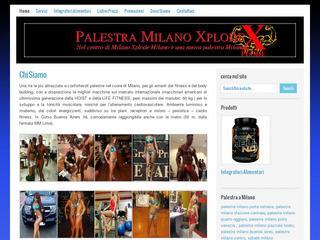 Xplode Palestra a Milano